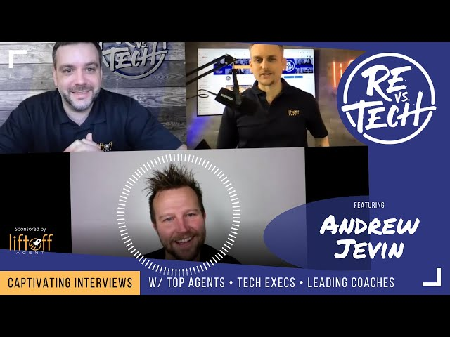 Turning Your Instagram Followers into Clients with Andrew Jevin | REvsTech | Ep#71