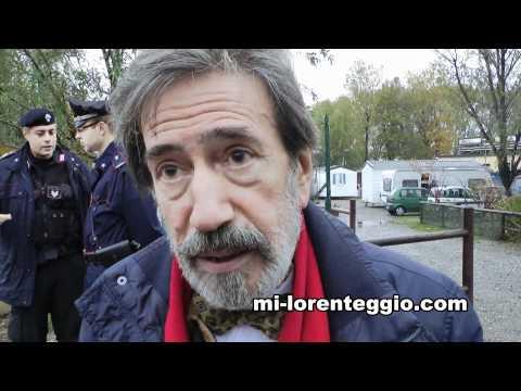 BUCCINASCO, EVITATA LA DEMOLIZIONE FORZATA DELLE CASE DEI SINTI