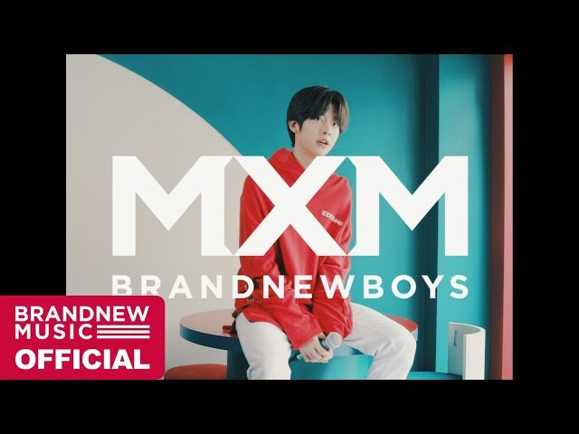 MXM (BRANDNEWBOYS) - 천연 곱슬 (동현 Solo) LIVE CLIP