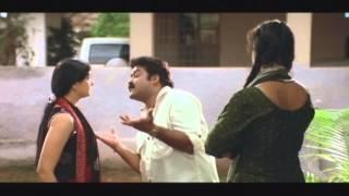 Vasunthra Das And Mohanlal Love Scene ||  Ravana Prabu || Malayalam Film