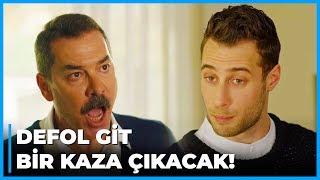 Agah, Cenk'e ATEŞ PÜSKÜRDÜ! - Zalim İstanbul 5. Bölüm
