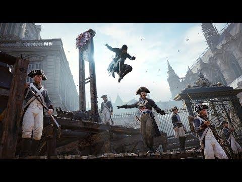Assassin's Creed Unity. А-ля Видок. Криминальный Париж.