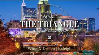 Gretchen Coley Properties: Discover The Triangle - Wine & Design