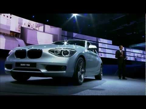 BMW at the Frankfurt Motor Show, IAA 2011