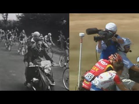Les miroirs du Tour de France 2 : Les géants de la route