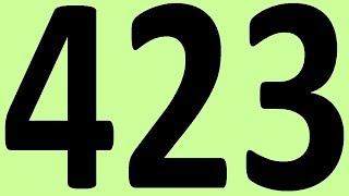 АНГЛИЙСКИЙ ЯЗЫК ДО АВТОМАТИЗМА. ЧАСТЬ 2  УРОК 423 ИТОГОВАЯ КОНТРОЛЬНАЯ 1. УРОКИ АНГЛИЙСКОГО ЯЗЫКА