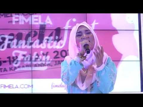 Fatin Shidqia-Perahu Kertas (FIMELAdotcom)