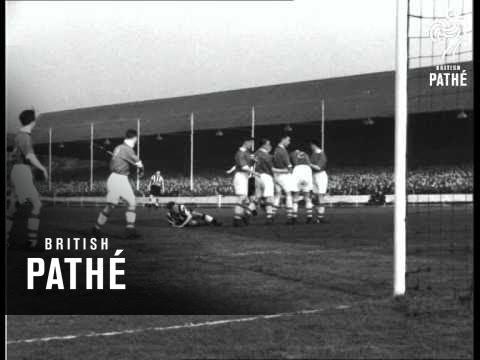 6th Round F.A. Cup - Gateshead V. Bolton (1953)