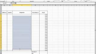 Formation initiation excel pour débutant partie-1.wmv