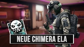Ela Nerf! Ist sie jetzt zu schwach? - Rainbow Six Siege Chimera