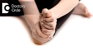 What causes burning sensation in feet & palms? - Dr. Suresh G