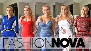 Fashion Nova Haul