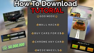 How To Download and Use The Mod Menu Script 7.1 in Car Parking Multiplayer! Download TUTORIAL! Easy!