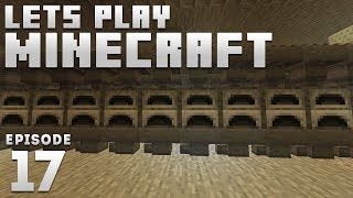 iJevin Plays Minecraft - Ep. 17:INSANE SMELTER ARRAY! (1.15 Minecraft Let's Play)