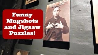 Mugshots and Jigsaw Puzzles! 22th June 2015 ¦ The Corner of Craft