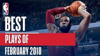Best Plays of the Month | February 2018 streaming