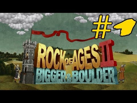 ROCK n ROLLIN' BOULDERS | ROCK OF AGES 2 #1
