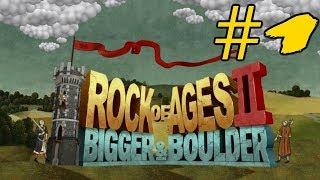 ROCK n ROLLIN' BOULDERS | ROCK OF AGES 2 #1