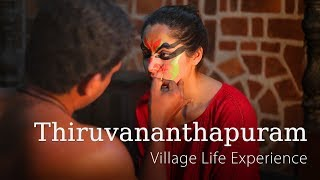Village Life Experience at Kovalam, Thiruvananthap...