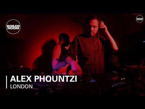 Co-Op Presents: Alex Phountzi Boiler Room London DJ Set