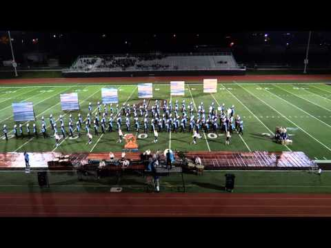 29 Sky View High School Marching Band