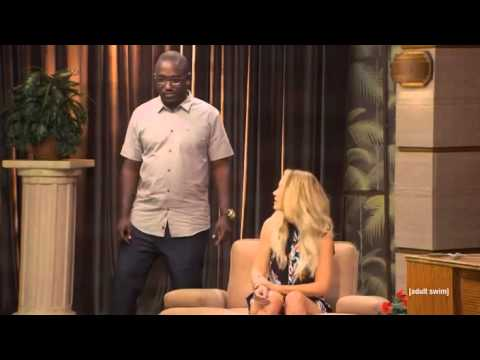 Hannibal Buress goes hard in the paint