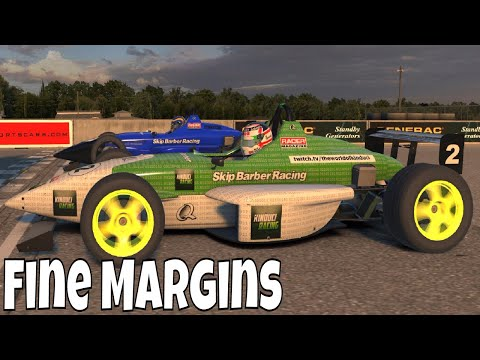 iRacing Skip Barber at Road America - Closer than Close