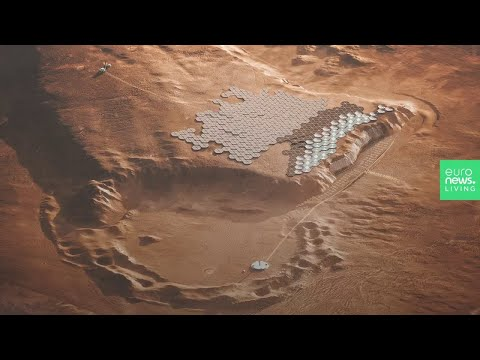 Descubre la primera ciudad en Marte, un proyecto que podría mejorar la vida en la Tierra