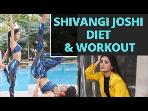 shivangi joshi diet plan