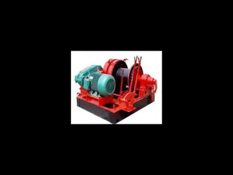 Ellsen Anchor and Mooring Winches for Sale