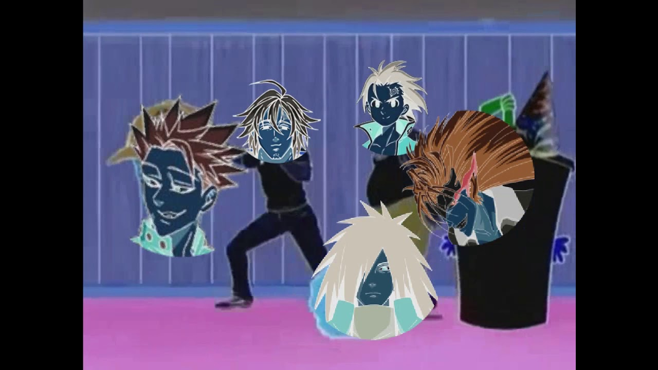 Me and the boys troll Ban in a infinite Hallway
