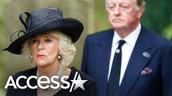 Duchess Camilla's Ex-Husband Tests Positive For Coronavirus After Royal Outing