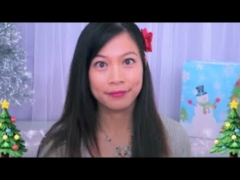 🎄Fairy Char Helps You With Gifts 🎅 [ASMR] Finnish/Fairy/Tagalog/English Language