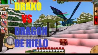 "Block Story Android EP # 34 ""DRAKO VS EL DRAGON DE HIELO"""