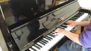 One day (improved piano cover) Kodaline