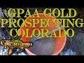 GPAA GOLD CLAIM PROSPECTING - Idaho Springs, Colorado