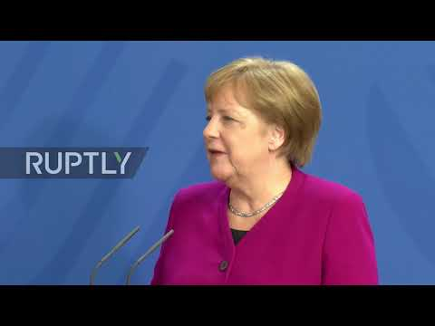 Germany: Merkel rules out any future run for EU political office