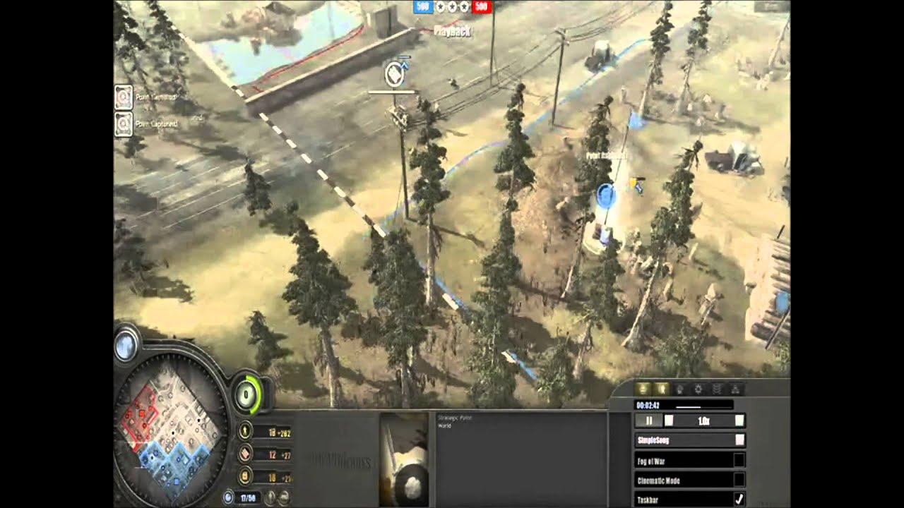 company of heroes how to play