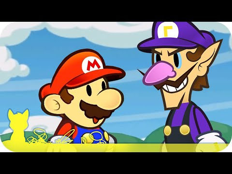 How to Animate like Paper Mario [Scribble Kibble]