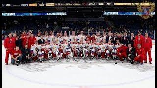 Кубок Карьяла 2018, Россия - Чехия