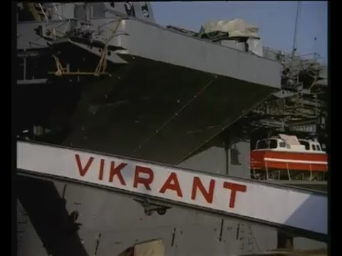 INS Vikrant (R11)*Launched-22 September 1945*Har Koi Chahta