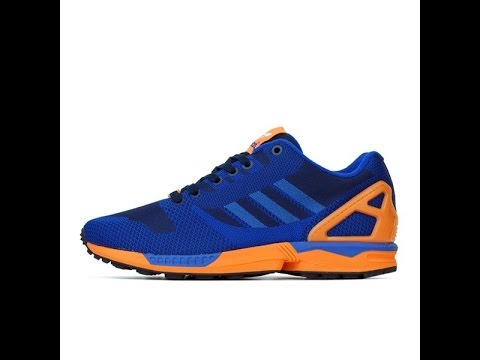 da96e475a1879 20150205 Adidas Originals 2014 Q4 Men ZX Flux Fashion Sneakers B34896