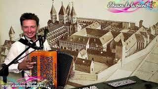 L'heure de la récré #258 - Damien POYARD - Ensemble à la maison - Accordion's time - Mon bal.