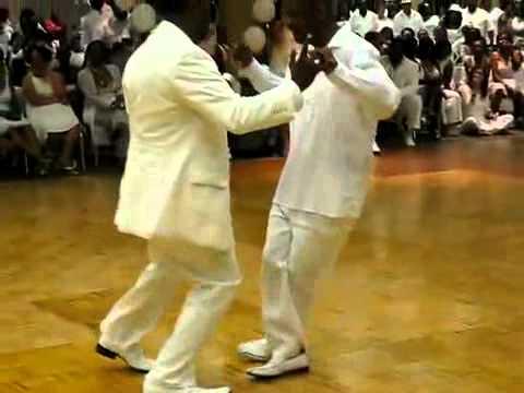 Chicago Original Freestyle Steppin  R Mack White Party Detroit 2010.avi