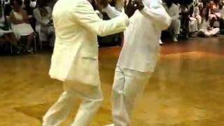 Chicago Original Freestyle Steppin  R Mack White Party Detroit 2010.avi