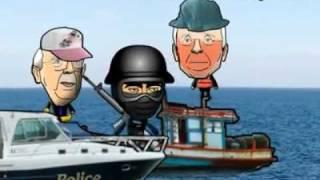 captain 5obza الخبز السياسي الحلقة الثانية عشر