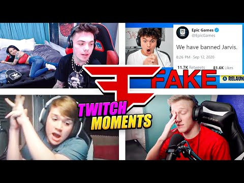 The Best FaZe Clan Twitch Moments
