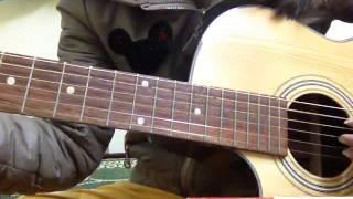 Phía sau ánh mắt buồn (Đồng thoại) - guitar cover