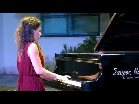 Poros Piano Academy 2016 - Grieg - Marija Nikolovska