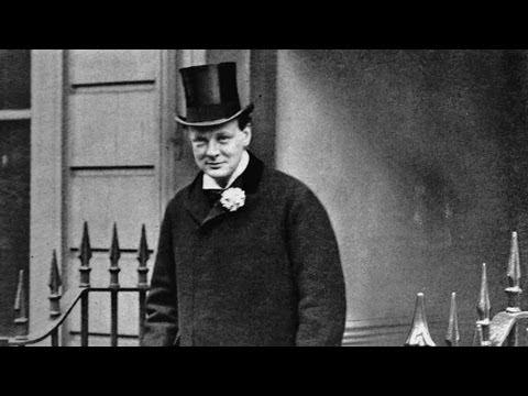History in Five: Michael Shelden on Winston Churchill